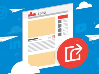 How to Share Your B2B Blog on Social Media the Right Way!